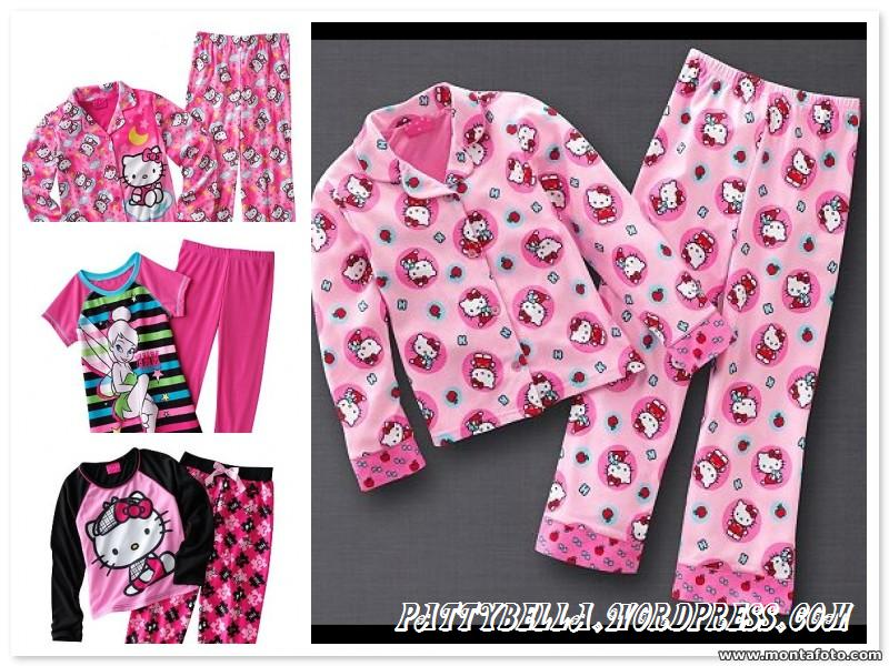 7cc9b2675175e4 Minha Festa do Pijama: QUE PIJAMA EU PONHO?